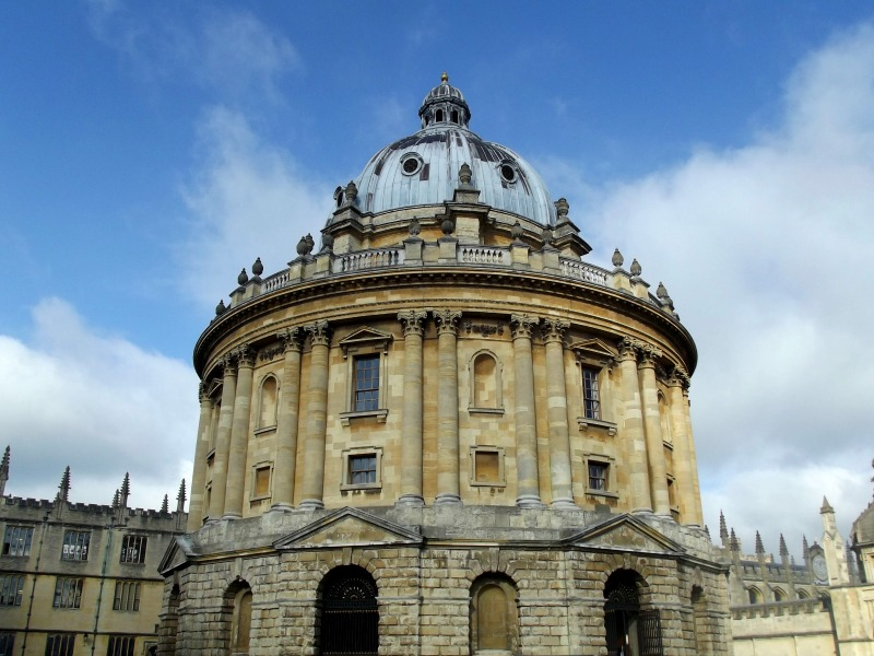 visiting oxford