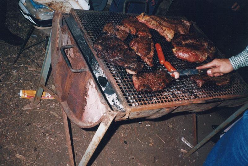 chile 98 bbq