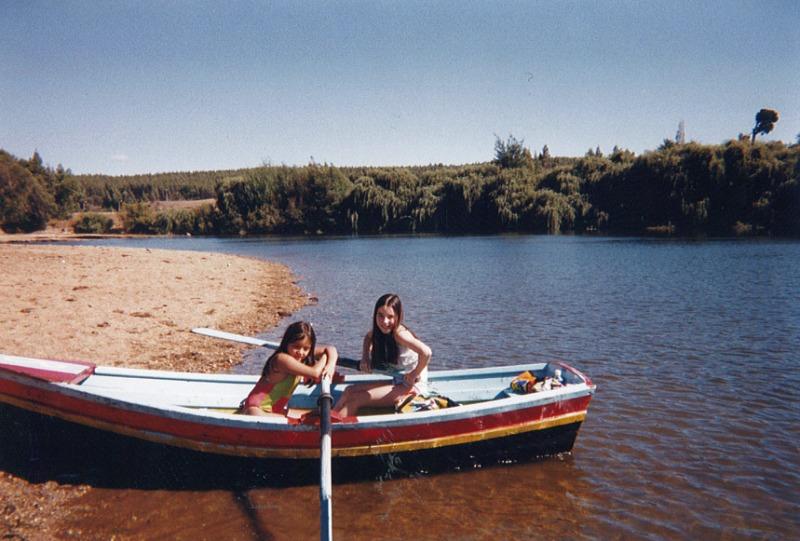 chile 98 boat