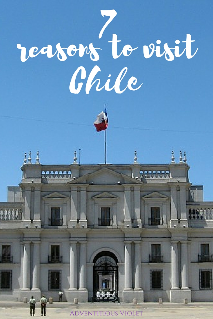 Reasons to visit Chile