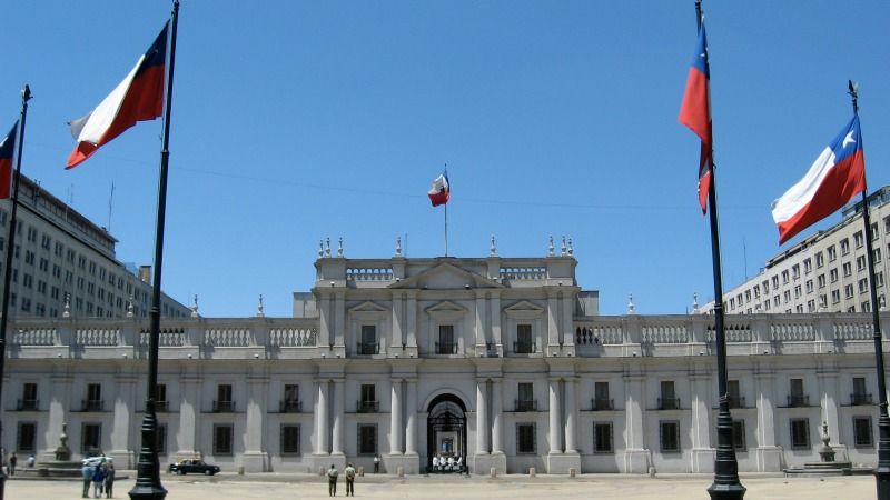 history chile