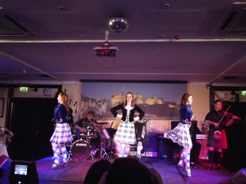 jamie's scottish night dancers