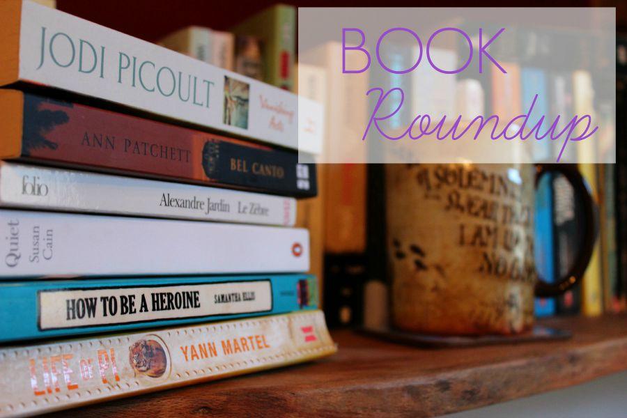book roundup