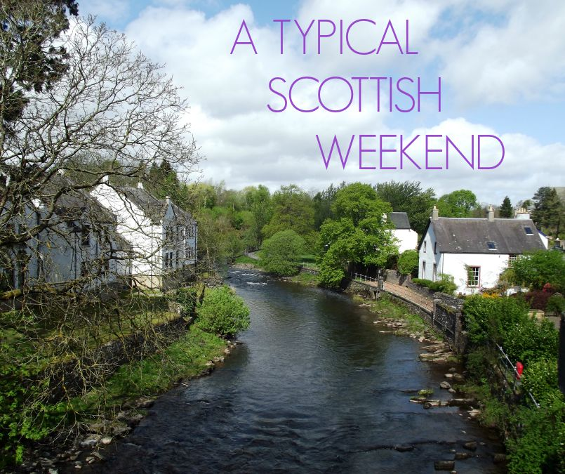typical scottish weekend