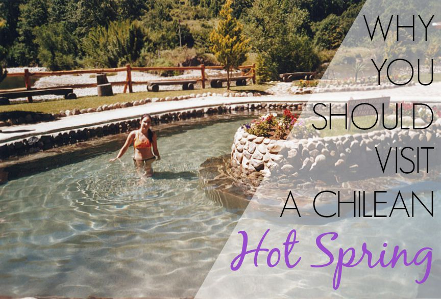 Chile Hot Spring Title