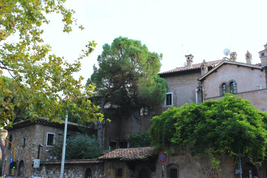 trastevere house