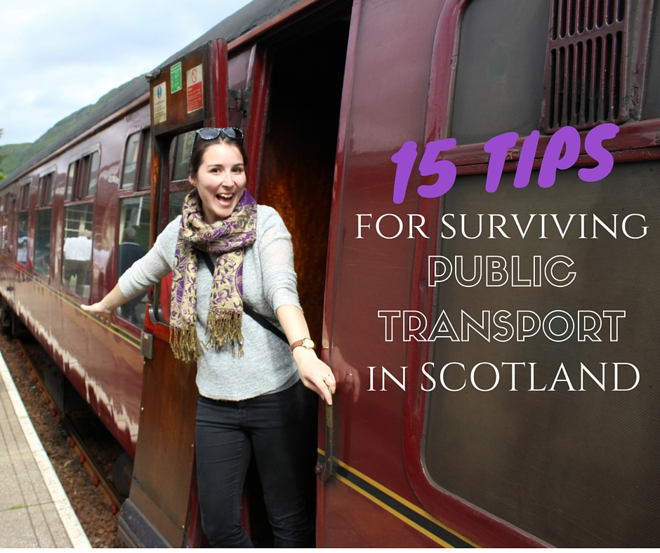 surviving transport scotland