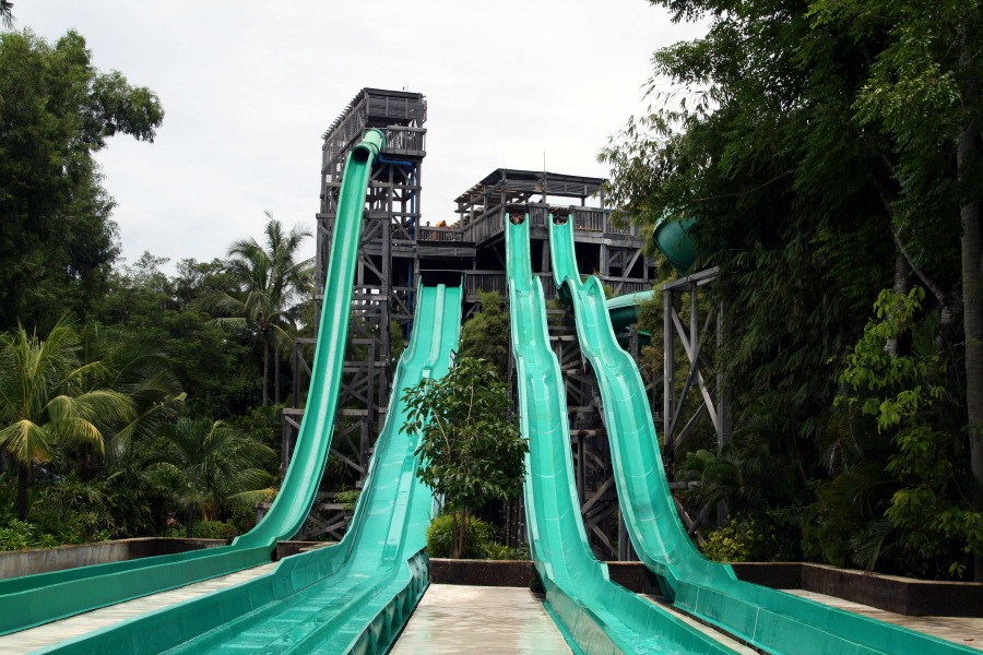 bali waterpark