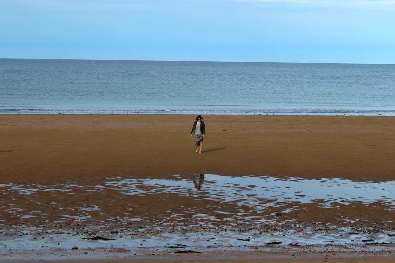 east sands at st andrews scotland