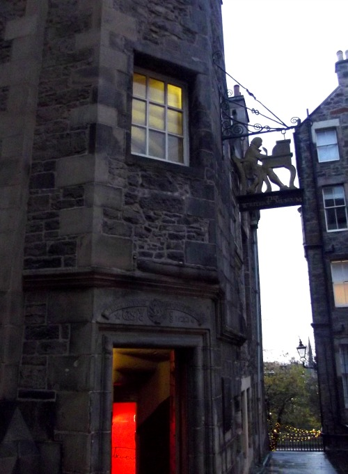 top museums in edinburgh writers' museum