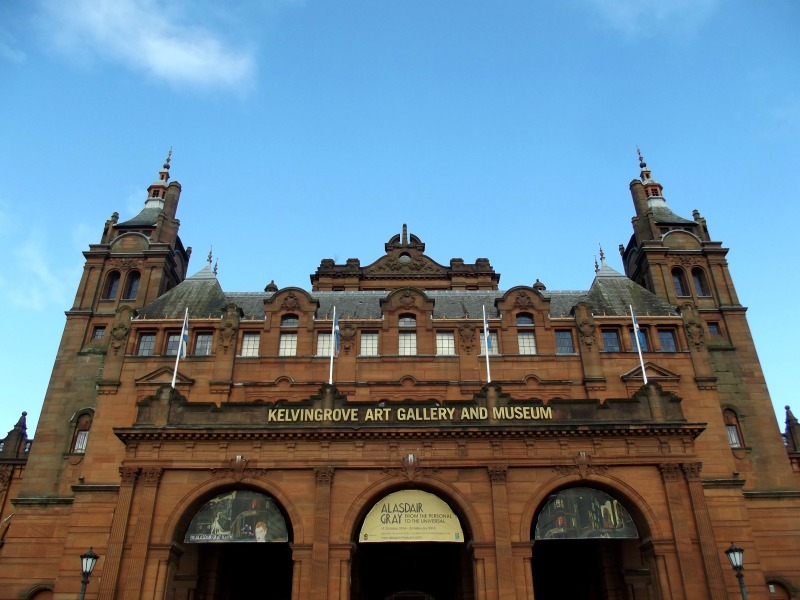 attractions in glasgow kelvingrove