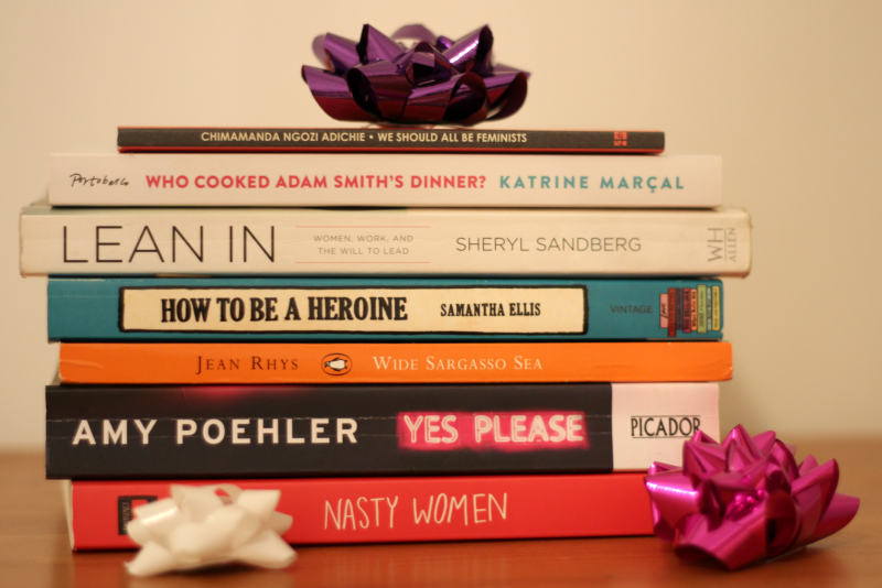 A Feminist Books Gift Guide Adventitious Violet