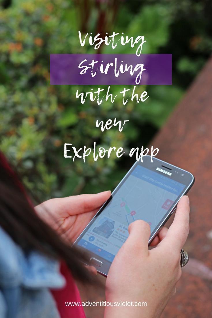 explore stirling app