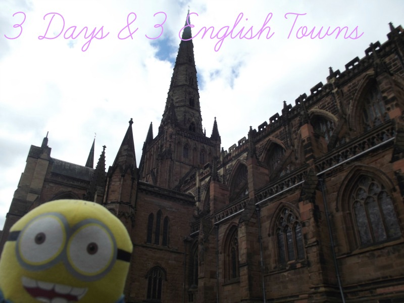 3 english towns
