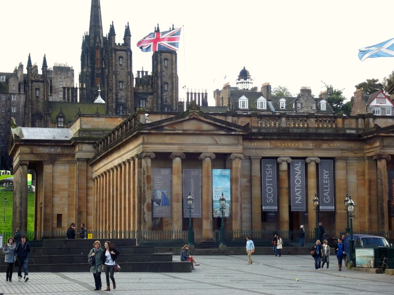 national gallery edinburgh