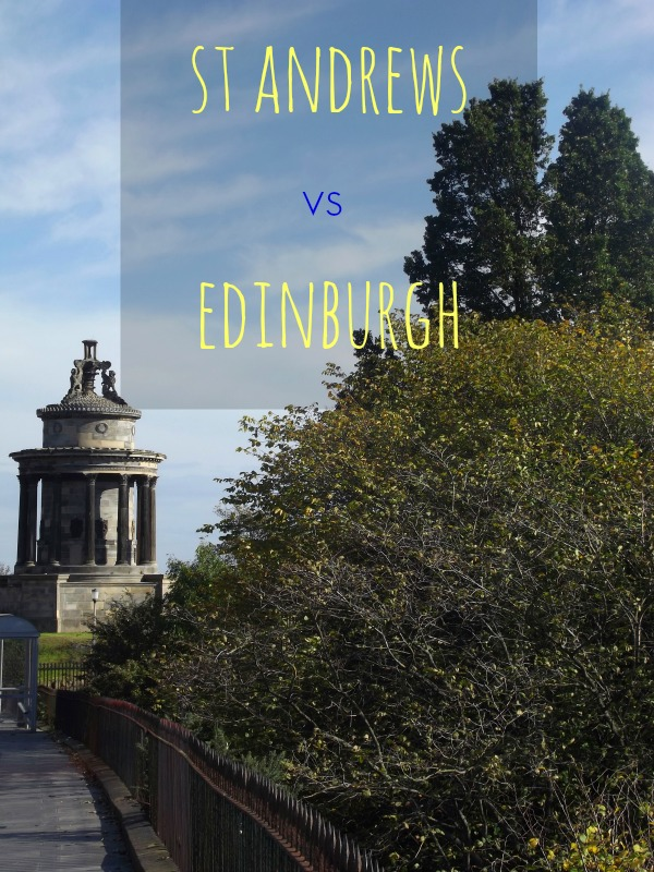 st andrews vs edinburgh