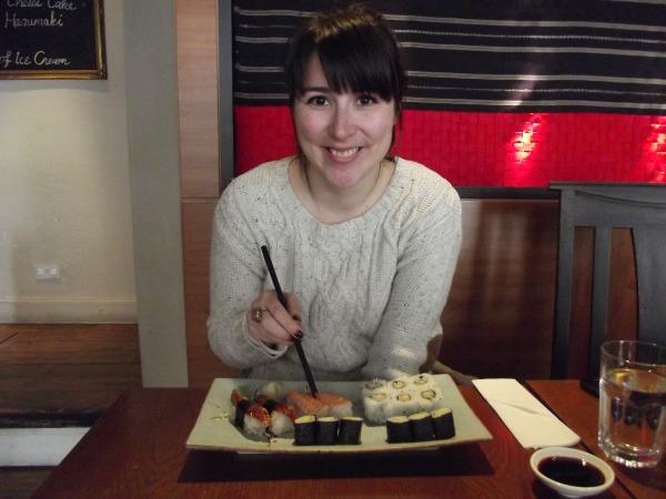 sushi tangs