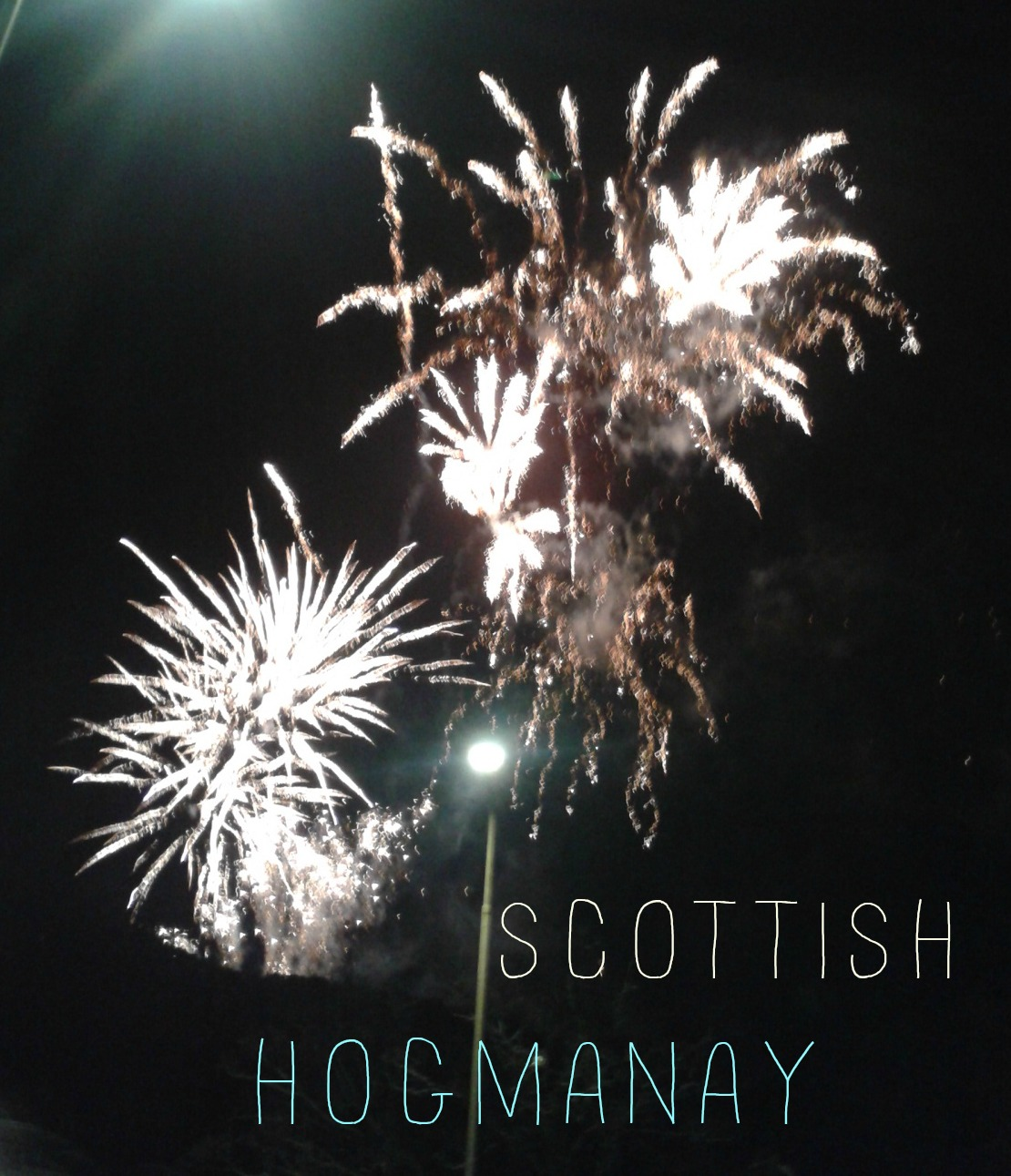 scottish hogmanay