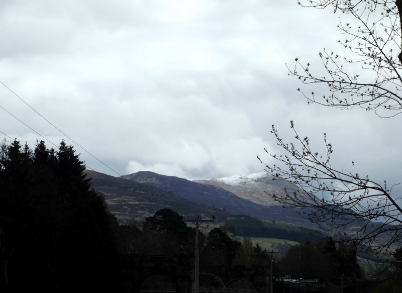 blair atholl view
