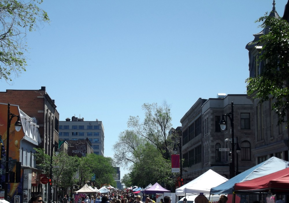 montreal summer photo diary