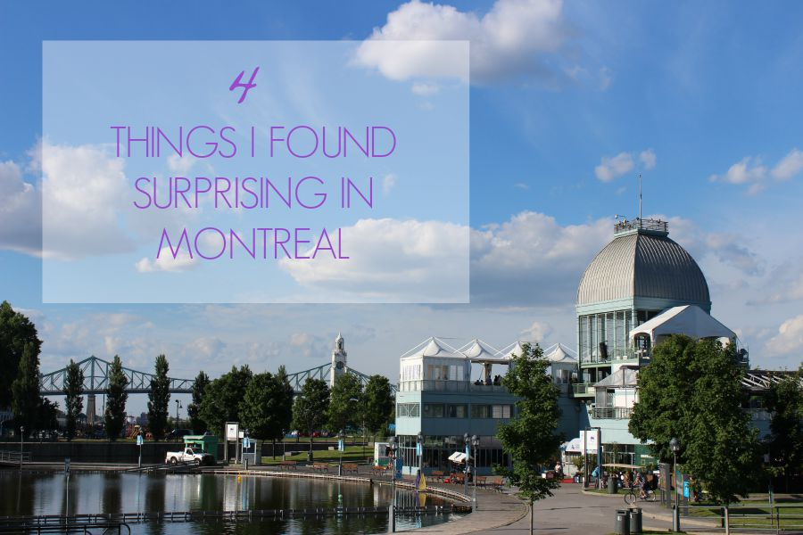 surprising montreal