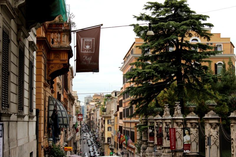 walking through rome 8