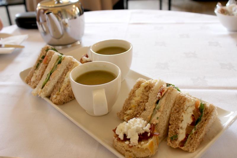 afternoon tea at hopetoun 2
