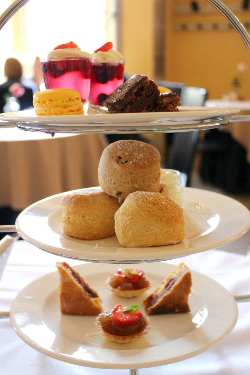 afternoon tea at hopetoun 3