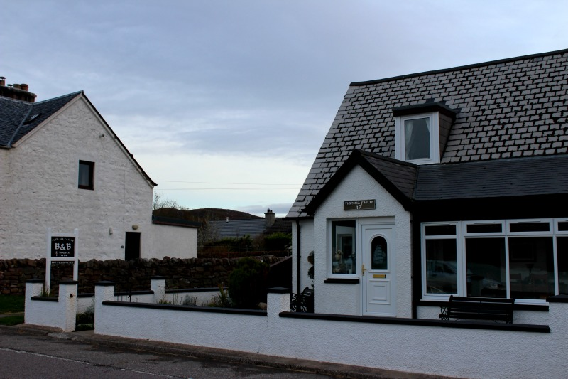 where to stay in scotland b&b