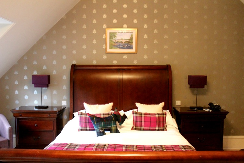 where to stay in Scotland hotel