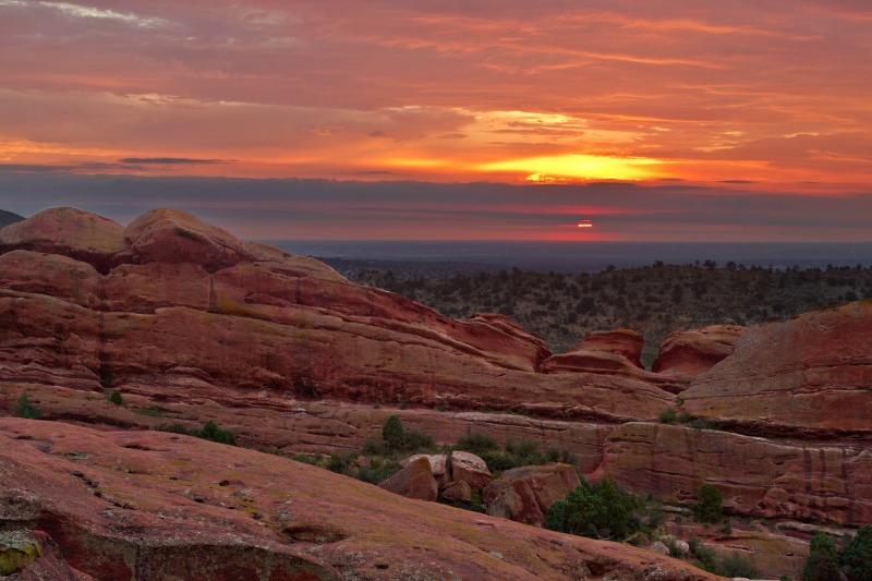 red rocks colorado visit denver
