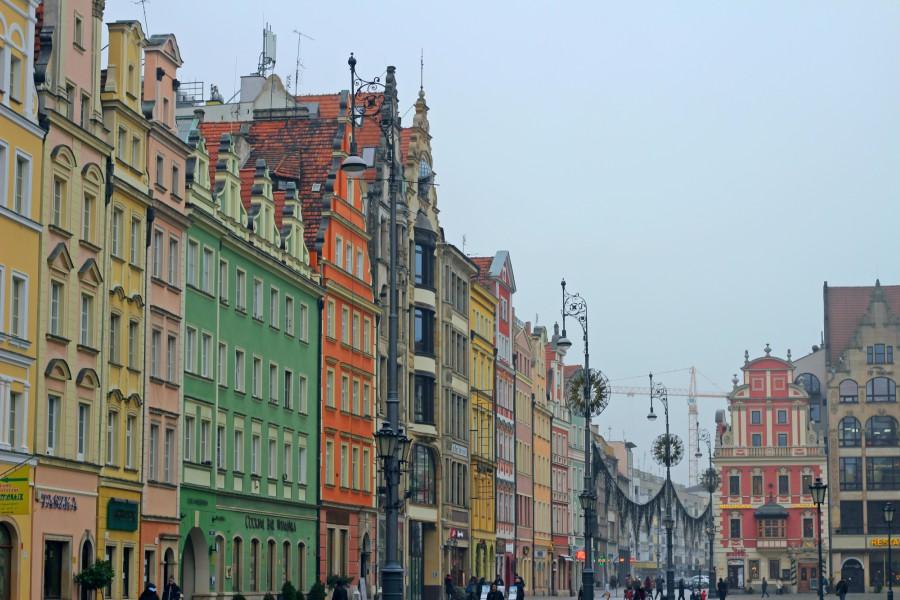 Random observations about Wrocław