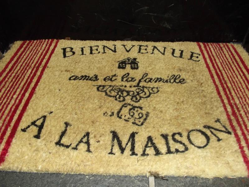 flat mat